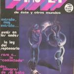 Portada de la revista Insólito, edición Nº 44 del año 1979.