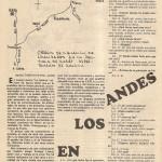 Recorte periodístico de la revista Insólito, edición Nº 44 del año 1979. Página 10.