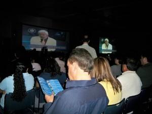 Conferencia del Sr. Jaime Maussan