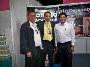 Manfred, Yohanan y William