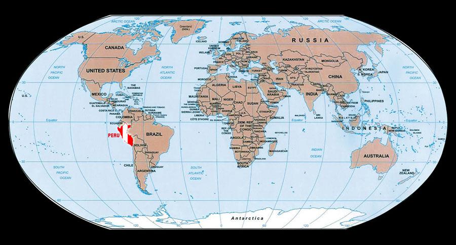 Perú en el mundo