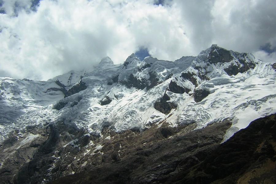 Nevado Punta Olímpica