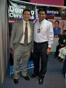 Fernando Correa y Willian Cervantes